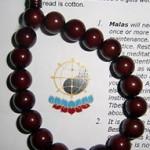 Empowered Mala Bracelet