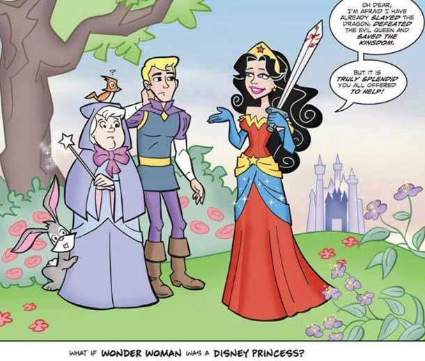 PrincessWonderWoman