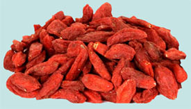 Goji Berries for Energy