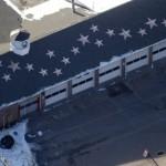 Stars on Sandy Hook First Station